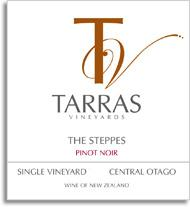 2008 Tarras Vineyards Pinot Noir The Steppes Central Otago