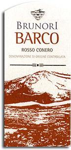 Vv Brunori Rosso Conero Barco