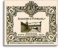 2007 Bodegas Del Palacio De Fefinanes Albarino De Fefinanes Rias Baixas