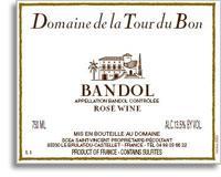 2008 Domaine De La Tour Du Bon Bandol Rose