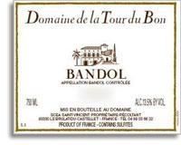 2008 Domaine De La Tour Du Bon Bandol