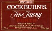 NV Cockburn Fine Tawny Port