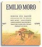 2006 Bodegas Emilio Moro Ribera Del Duero