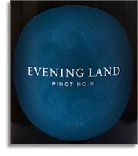 2011 Evening Land Vineyards Pinot Noir Blue Label Oregon