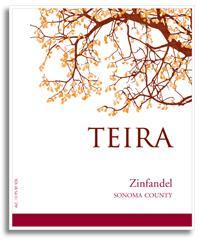 2009 Teira Wines Zinfandel Sonoma County