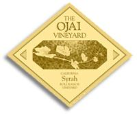 2012 The Ojai Vineyard Syrah Roll Ranch Vineyard California