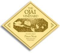 2008 Ojai Vineyards Pinot Noir Bien Nacido Vineyard Santa Maria Valley