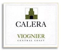 2012 Calera Wine Company Viognier Central Coast