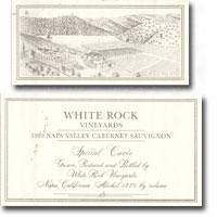 2007 White Rock Vineyards Cabernet Sauvignon Napa Valley