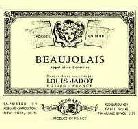 2010 Domaine/Maison Louis Jadot Beaujolais