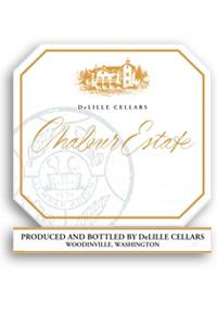 2012 Delille Cellars Chaleur Estate White Wine Columbia Valley