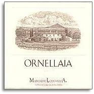 1999 Tenuta dell'Ornellaia Ornellaia Bolgheri Rosso