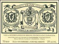 2004 Avignonesi Vino Nobile Di Montepulciano Riserva Grandi Annate
