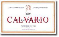 2001 Finca Allende Calvario Rioja