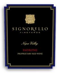 2006 Signorello Estate Padrone Proprietary Red Wine Napa Valley