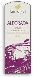 2011 Brunori Lacrima di Morro d'Alba Alborada