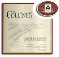 2010 Domaine Jaume Cotes Du Rhone Les Collines