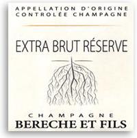 NV Bereche Et Fils Extra Brut Reserve