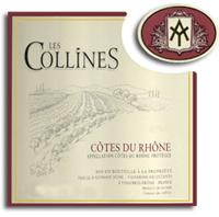 2011 Domaine Jaume Cotes Du Rhone Les Collines Blanc