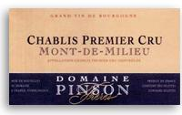2007 Domaine Pinson Freres Chablis Mont De Milieu