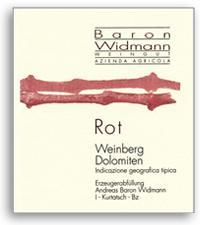 2010 Baron Widmann Rot