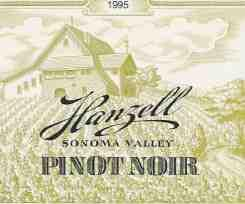 2004 Hanzell Vineyards Pinot Noir Sonoma Valley