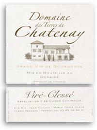 2010 Domaine Des Terres De Chatenay Vire Clesse