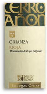 2010 Bodegas Olarra Cerro Anon Rioja Crianza