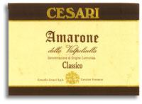 2007 Cesari Amarone Della Valpolicella Classico