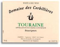 2010 Domaine Des Corbillieres Sauvignon Touraine