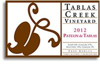 2014 Tablas Creek Vineyard Patelin de Tablas Paso Robles