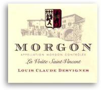 2013 Louis-Claude Desvignes Morgon La Voute Saint-Vincent