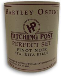 2011 Hartley Ostini Hitching Post Winery Pinot Noir Perfect Set Sta Rita Hills