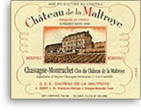 2012 Chateau de la Maltroye Chassagne-Montrachet Clos du Chateau de la Maltroye
