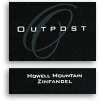 2013 Outpost Cellars Zinfandel Howell Mountain
