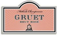 NV Gruet Brut Rose New Mexico