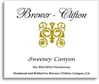 2009 Brewer-Clifton Chardonnay Sweeney Canyon Vineyard Sta. Rita Hills