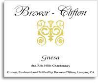 2011 Brewer-Clifton Chardonnay Gnesa Sta. Rita Hills