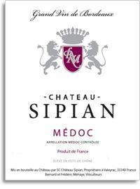 2010 Chateau Sipian Medoc
