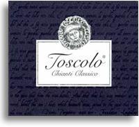 2009 Toscolo Chianti Classico
