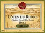 2012 E. Guigal Cotes du Rhone Rose