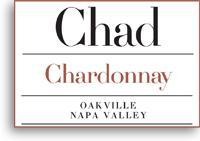 2011 Chad Chardonnay Oakville Napa Valley