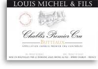 2012 Domaine Louis Michel Chablis Butteaux Vieilles Vignes