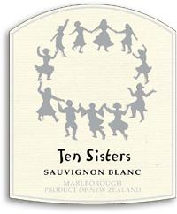 2014 Ten Sisters Sauvignon Blanc Marlborough