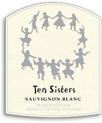 2010 Ten Sisters Sauvignon Blanc