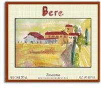2011 Bere (Viticcio) Rosso Toscana IGT