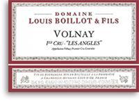 2011 Domaine Louis Boillot Et Fils Volnay Les Angles