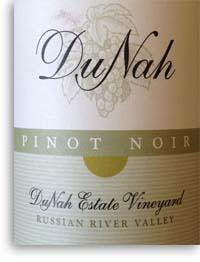 2007 Dunah Pinot Noir Dunah Estate Vineyard