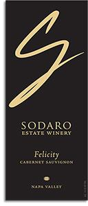 2010 Sodaro Estate Winery Cabernet Sauvignon Felicity Napa Valley