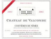 2013 Chateau Valcombe Cuvee Prestige Costieres de Nimes